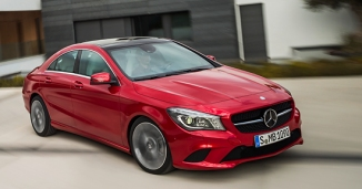 2014 Mercedes-Benz CLA, Road-Test.org