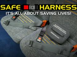 SafeHarness - Bus SeatBelt 04
