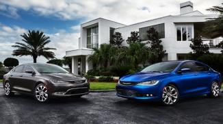 2015 Chrysler 200C and 2015 Chrysler 200S