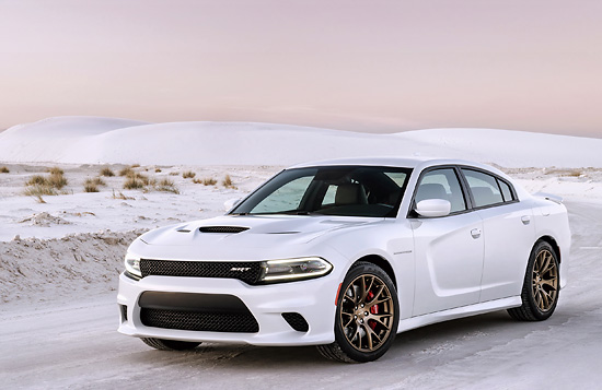 Road-Test.org, 2015 Dodge Charger SRT Hellcat