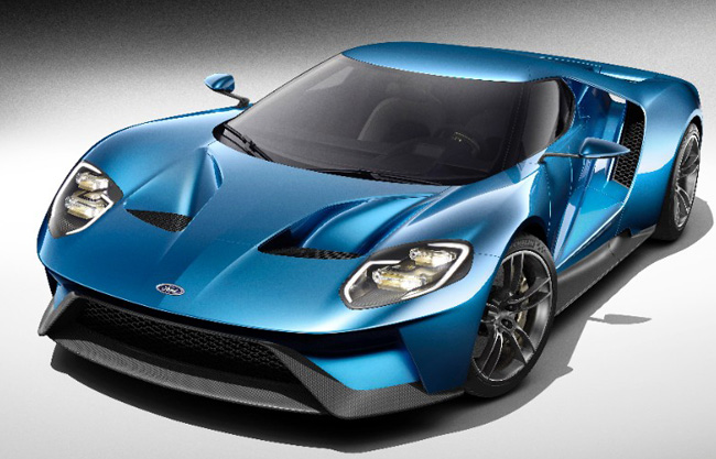 Road Test Org All New Ford Gt