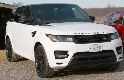 2015 Range Rover Sport Autobiography, Road-Test.org