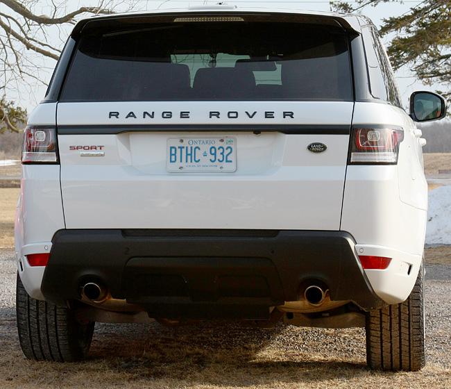 2015 Range Rover Sport Autobiography – Road Test