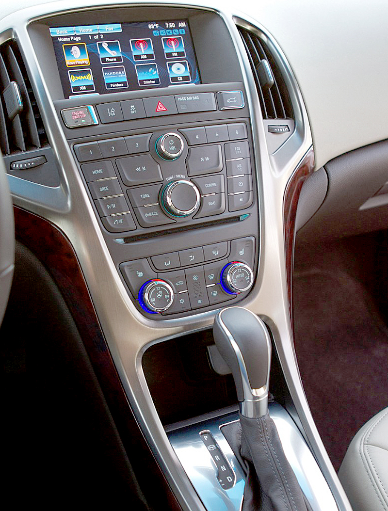 2015 Buick Verano Road Test Road Test Org