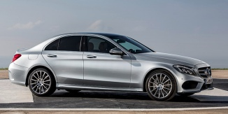 2015 Mercedes-Benz C400 4MATIC, Iain Shankland, Road-Test.org