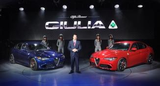 2017 Alfa Romeo Giulia Quadrifoglio, Road-Test.org