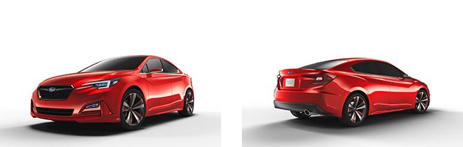 Impreza Sedan Concept, Road-Test.org