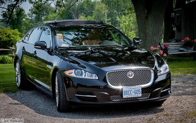 Jaguar XJ L, Iain Shankland, Road-Test.org