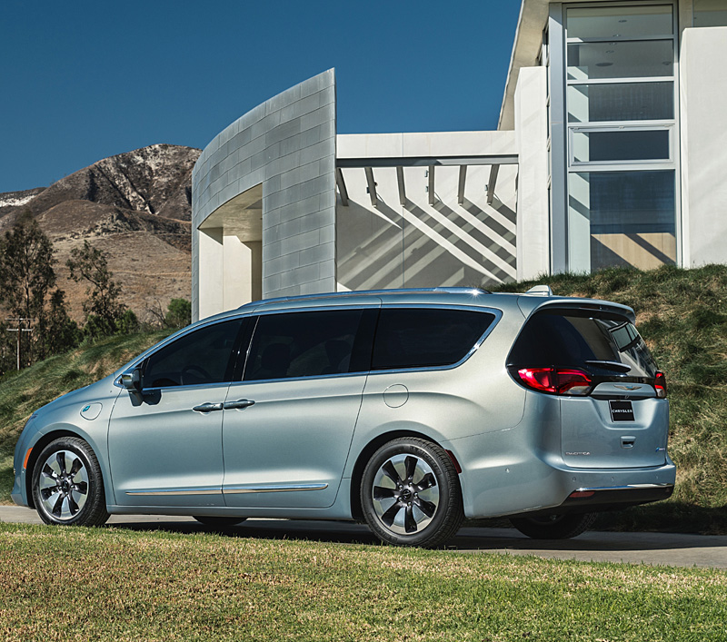 All-New 2017 Chrysler Pacifica » Driven Today