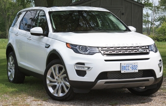 Land Rover Discovery Sport, Iain Shankland, Road-Test.org