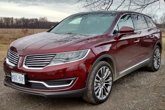 Road Test: 2016 Lincoln MKX, Iain Shankland, Road-Test.org
