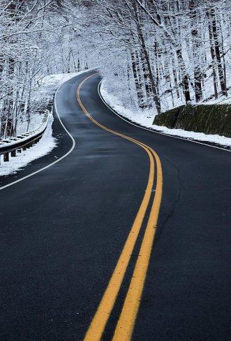 roadway-snow