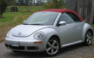 2010 VW New Beetle Convertible, Iain Shankland, Road-Test.org