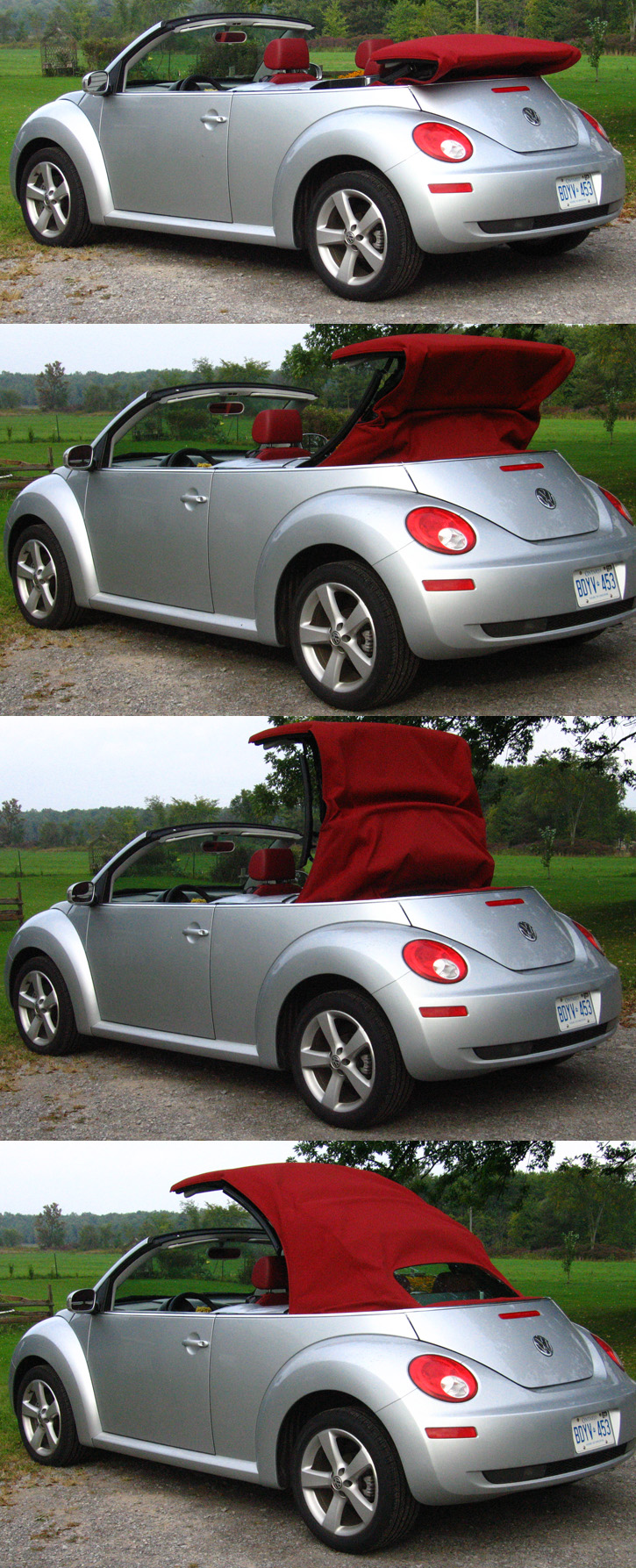2010 vw new beetle convertible road test road. Black Bedroom Furniture Sets. Home Design Ideas