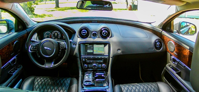 2017 Jaguar XJL Portfolio AWD, Road-Test.org, Iain Shankland