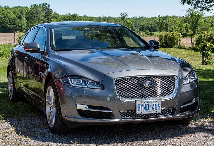 2017 Jaguar XJL Portfolio AWD, Road Test.org, Iain Shankland