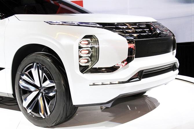 Road-Test.org, Concept Cars CIAS2017, Iain Shankland
