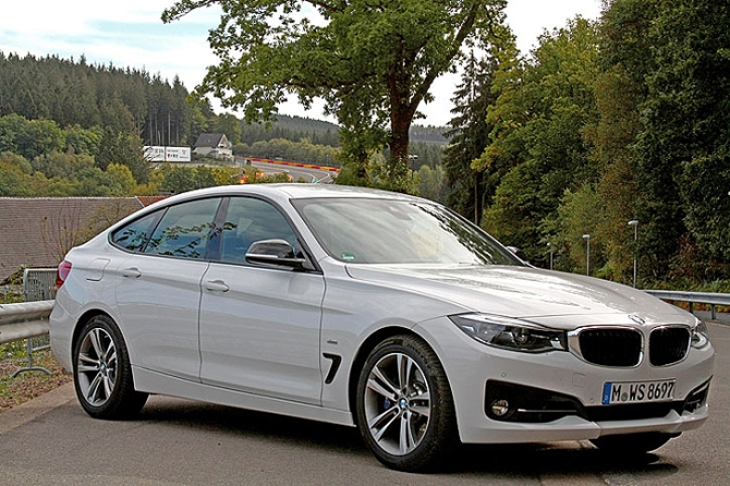 2017 BMW 340i Gran Turismo, Iain Shankland, Road-Test.org