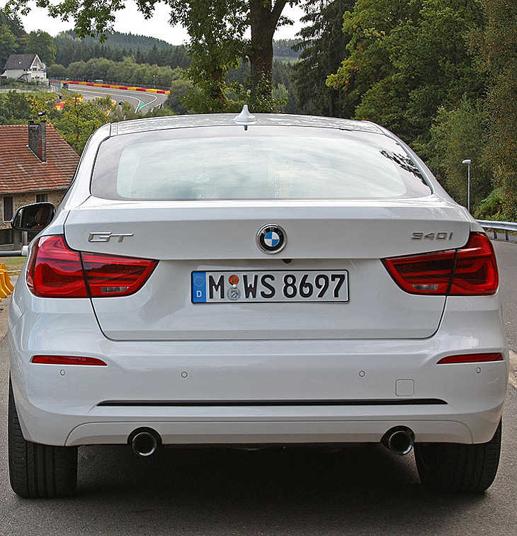 2017 BMW 340i Gran Turismo – Road Test