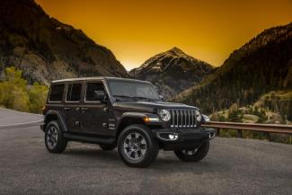 2018 Jeep Wrangler, Road-Test.org, Iain Shankland