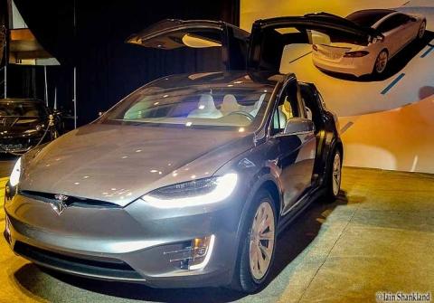 2018 CIAS, Road-Test.org, Iain Shankland, AutoExotica, Tesla, EV