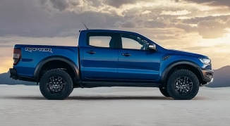 2019 Ford Ranger Raptor, Road-Test.org, Iain Shankland