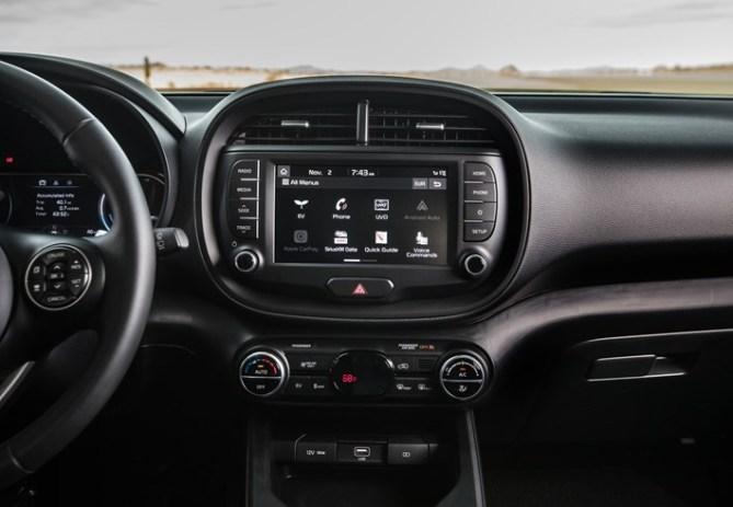2020 Kia Soul EV, Road-Test.org, Iain Shankland