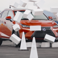 Lexus 4.6 Driving-Disrupted - www.Road-Test.org